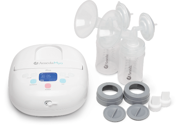 Ameda Mya Pro Hospital Strength Electric Breast Pump with Accessories