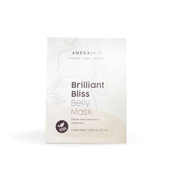 Brilliant Bliss Belly Mask