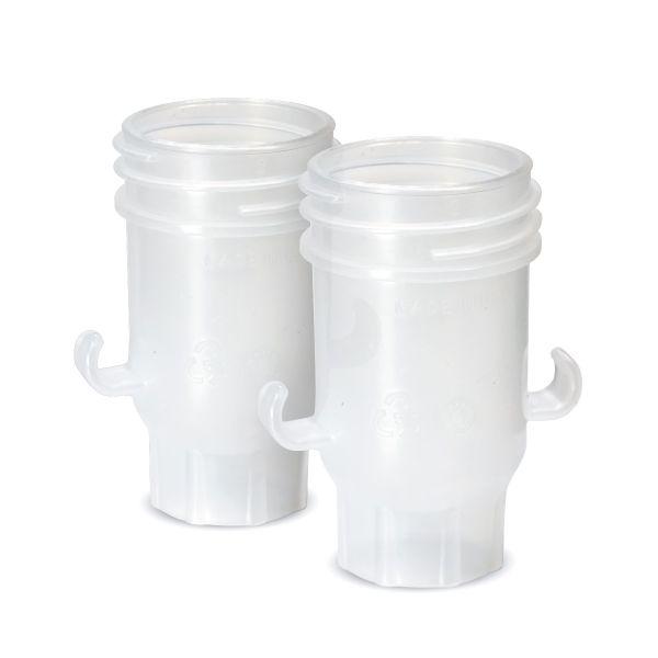Ameda Standard Milk Storage Bag Adapters, 2 Count