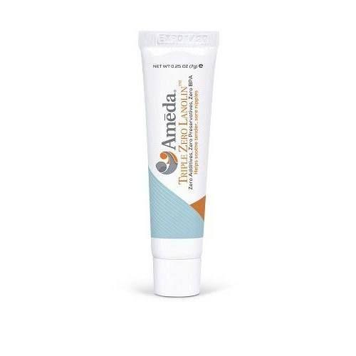 Ameda Triple Zero Lanolin Nursing Cream, 35g/1.2oz