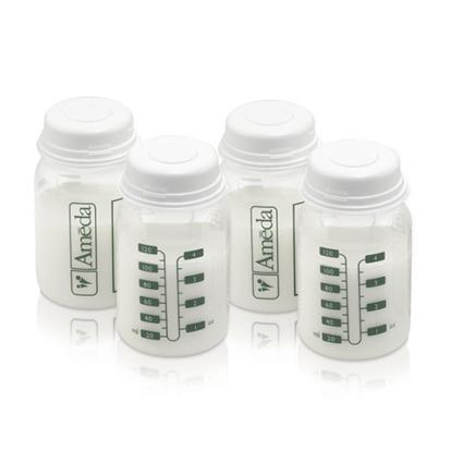 Ameda Breast Milk Storage Bottles